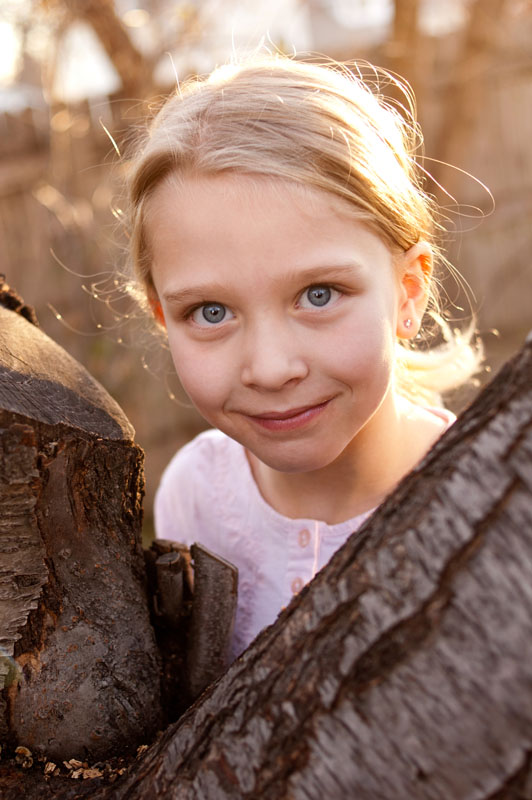 Arvada Co Outdoor Children S Portraits Emma Molly Tree