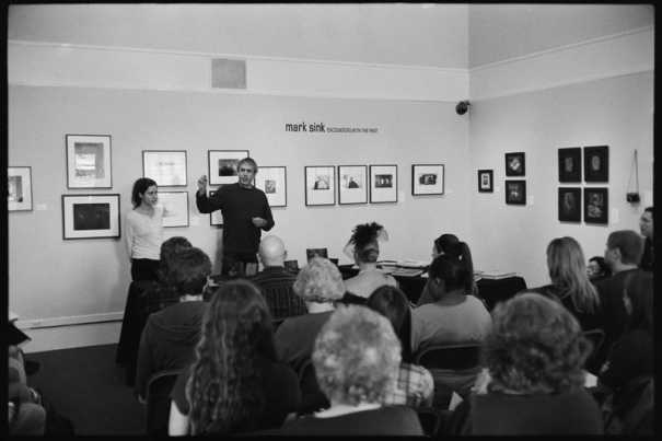 Wet plate collodion lecture